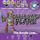 Coordinate Geometry & Transformations -- Geometry Curriculum Unit