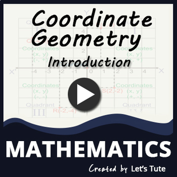 Coordinate Geometry for Beginners
