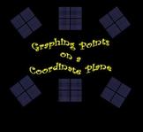 Coordinate Graphing 4 quadrants