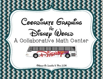 Coordinate Graphing Disney Bus