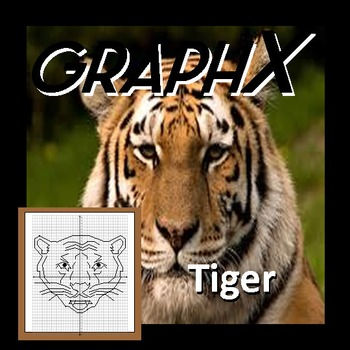 Coordinate Graphing - GraphX - Tiger