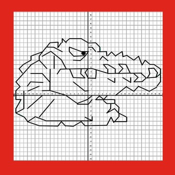 Coordinate Graphing - GraphX - Mascots #1