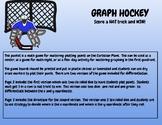 Coordinate Graphing Hockey