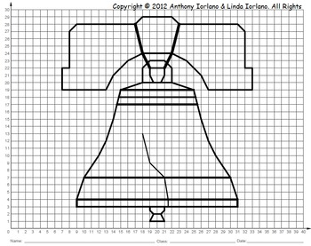 Liberty Bell Mystery Picture