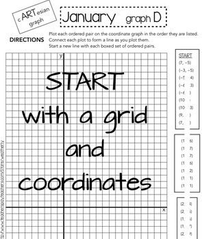 Graphing Activity - JANUARY winter