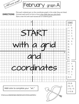 Graphing Activity - FEBRUARY