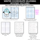 Coordinate Graphing Pictures Ordered Pairs {Mystery Pictures} BUNDLE