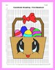 Coordinate Graphing Picture: Easter Basket