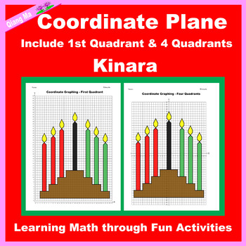 Coordinate Graphing Picture: Kinara