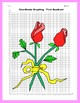 Coordinate Graphing Picture: Roses