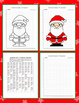 Coordinate Graphing Picture:Santa Claus