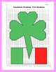 Coordinate Graphing Picture: Shamrock