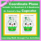 Coordinate Graphing Picture: St. Patrick's Day Bundle 5 in 1