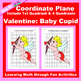 Coordinate Graphing Picture: Valentine Bundle 4 in 1