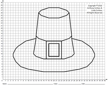 Pilgrim Hat Mystery Picture