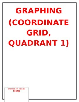 Coordinate Grid Activity
