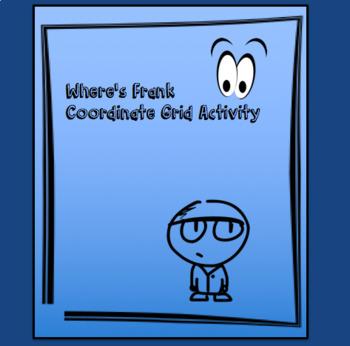 Coordinate Grid Activity