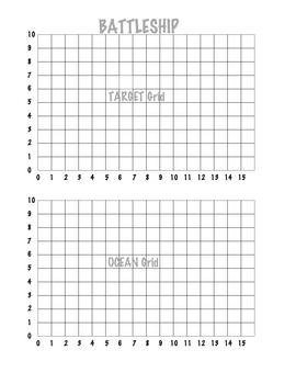coordinate grid quadrant 1 - 270×350