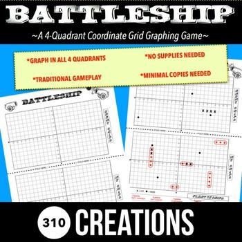 Coordinate Grid Battleship