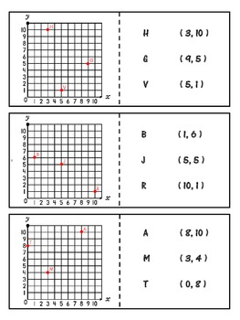 Coordinate Grid Bundle
