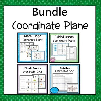 Coordinate Grid  Bundle