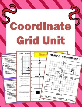 Geometry - Coordinate Grid Unit