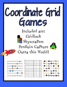 Coordinate Grid Games