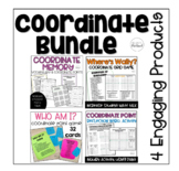 Coordinate Grid Games Bundle