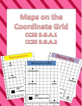 Geometry - Coordinate Grid Math Center