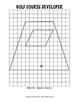 Coordinate Grid Percent Applications:  Golf Course Project (Holes 1-5)