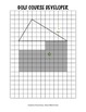 Coordinate Grid Percent Applications:  Golf Course Project