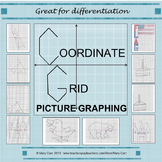 Coordinate Grid Picture Bundle