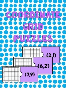 Coordinate Grid Puzzles