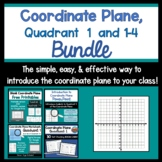 Coordinate Grid Quadrant 1 Bundle
