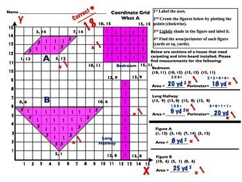 Coordinate Grid Unit