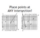Coordinate Grid fonts - Customizable points