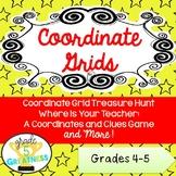 Coordinate Grids Fun