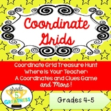 Coordinate Grids Fun