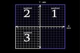 Coordinate Grids Vocabulary Video