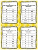 Coordinate Grids and Tables Task Cards