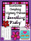 "Valentine's Day Coordinate Mystery Grid ""Something Fishy"""