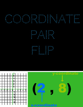 Coordinate Pair Flip Using Catchbook