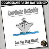 Coordinate Pairs Battleship