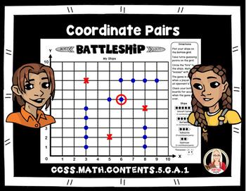 Coordinate Pairs