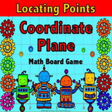 Coordinate Plane Activity: Coordinate Planes Game {5.G.1, 5.G.2, 5.OA.3}