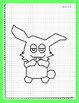 Coordinate Plane - 1st Quadrant: Rabbit