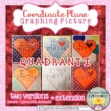 Coordinate Plane 2 - Quadrant I Graphing Picture