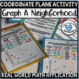 Coordinate Plane Activity 5th Grade Coordinates