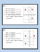 Coordinate Plane Activity Cards