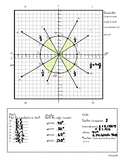 Coordinate Plane Activity with Differentiated Options